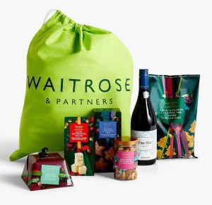 Waitrose food gifts