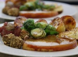 Christmas food in Europe