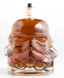 xmas gift storm trooper decanter