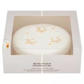 waitrose xmas cake
