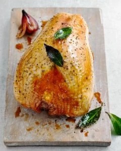 Waitrose xmas turkey crown small