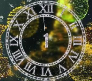 Christmas Day countdown clock