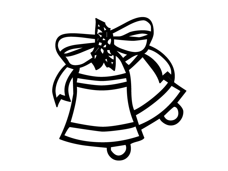 christmas bow coloring pages miscellaneous coloring pages