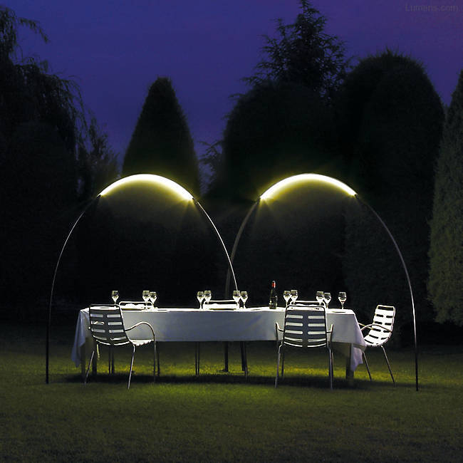 the most unique outdoor lighting you