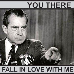 Nixon-in-love