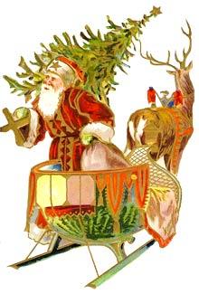 Christmas Clipart Santa Claus