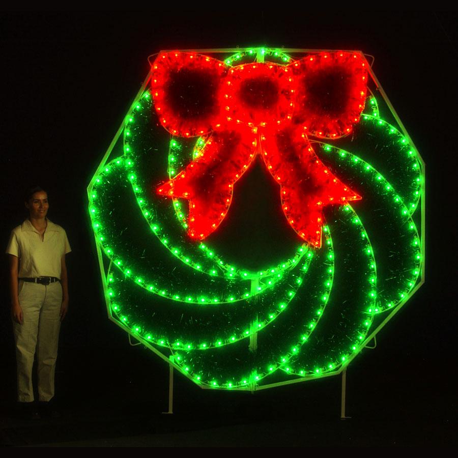 Red C7 Led Christmas Lights