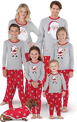 Kids Fun Pajamas for Family Red PajamaGram Wheres Waldo Family Pajamas