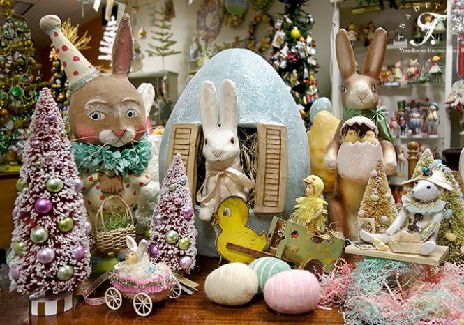 20 Easter Egg Decorating Ideas Crafts Decoupage Home Decor Repurposing Upcycling