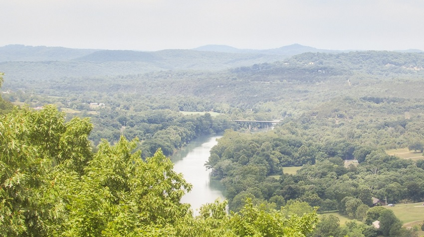 Inspiration Point - EUREKA SPRINGS: 25 THINGS TO DO - by Christobel travel