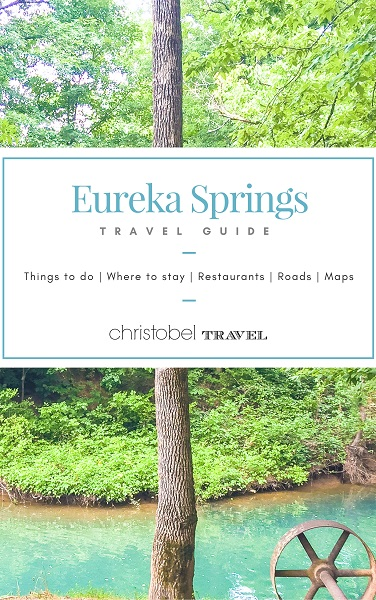 Eureka Springs Travel Guide