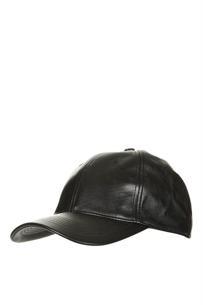 PU Cap by TopShop | $28
