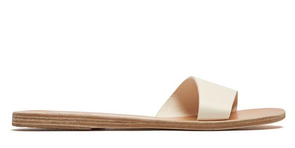 Arsinoi Vachetta Slides - 15 Travel Sandals for Summer - Christobel Travel