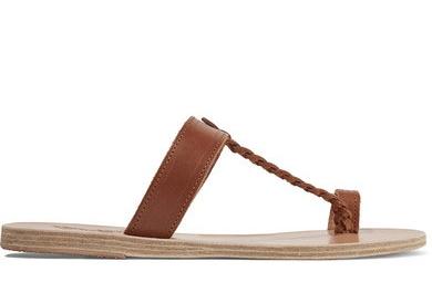Ancient Greek Sandals - 15 Travel Sandals for Summer - Christobel Travel