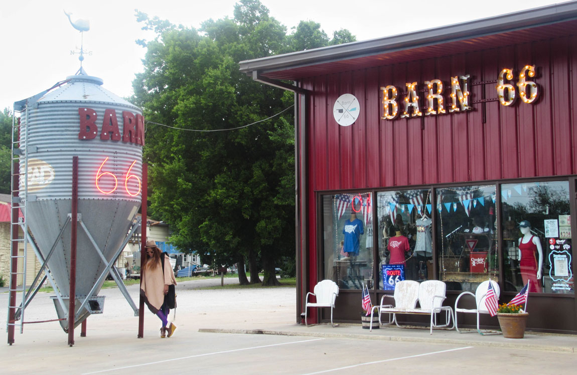 Barn 66 Catoosa - Route 66 Oklahoma: All Towns and Attractions to See - Christobel Travel