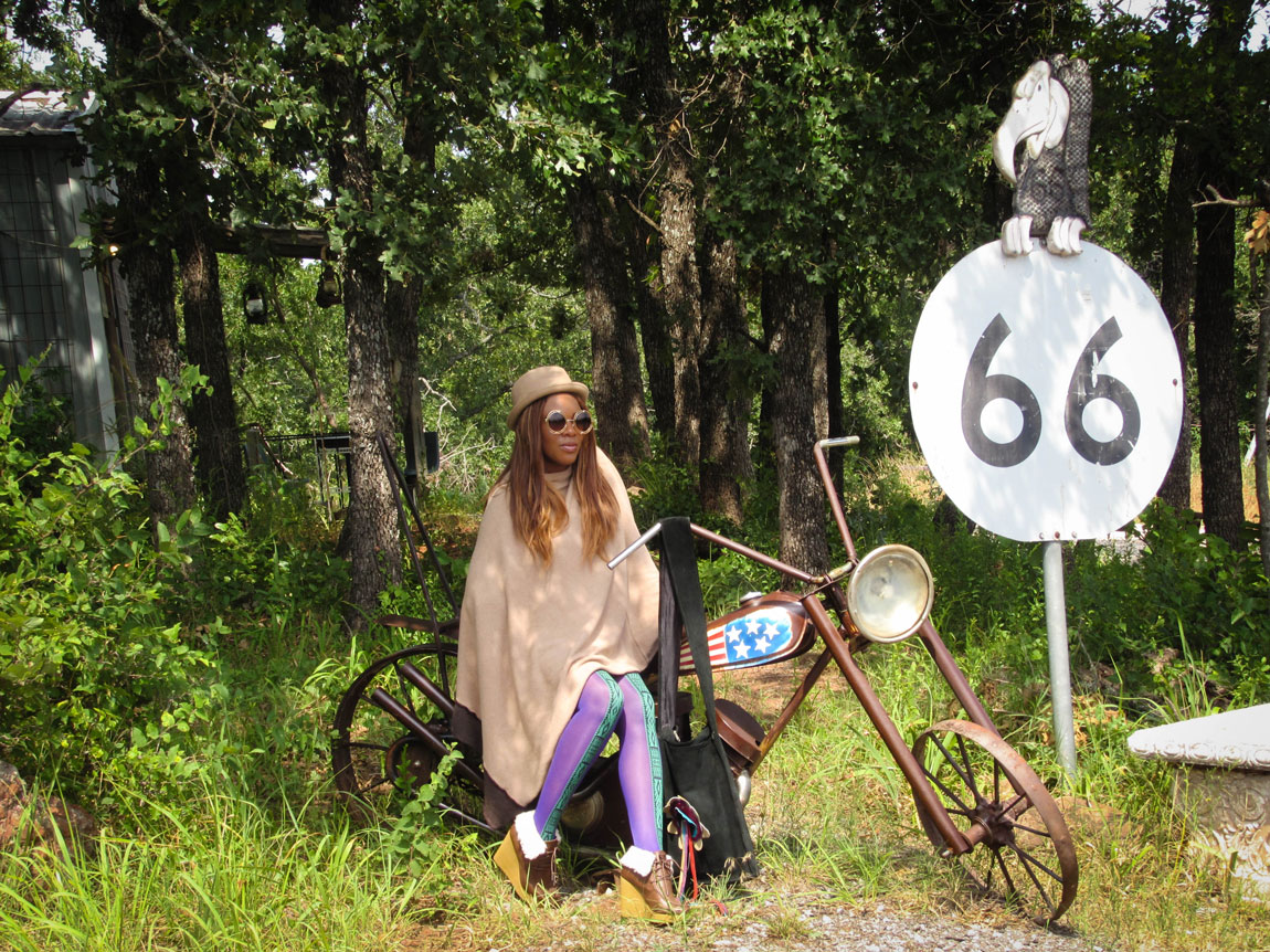 OK County 66 - John's Place - Route 66 Oklahoma: All Towns and Attractions to See - Christobel Travel