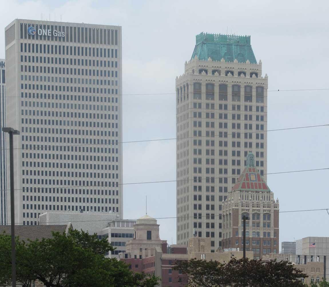 Art Deco Buildings Tulsa - Tulsa Travel Guide - 45 Things to do - Christobel Travel
