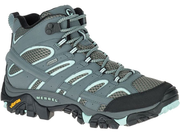 Merrell - Best Hiking Shoes for Women: Stylish & Comfortable - Christobel Travel