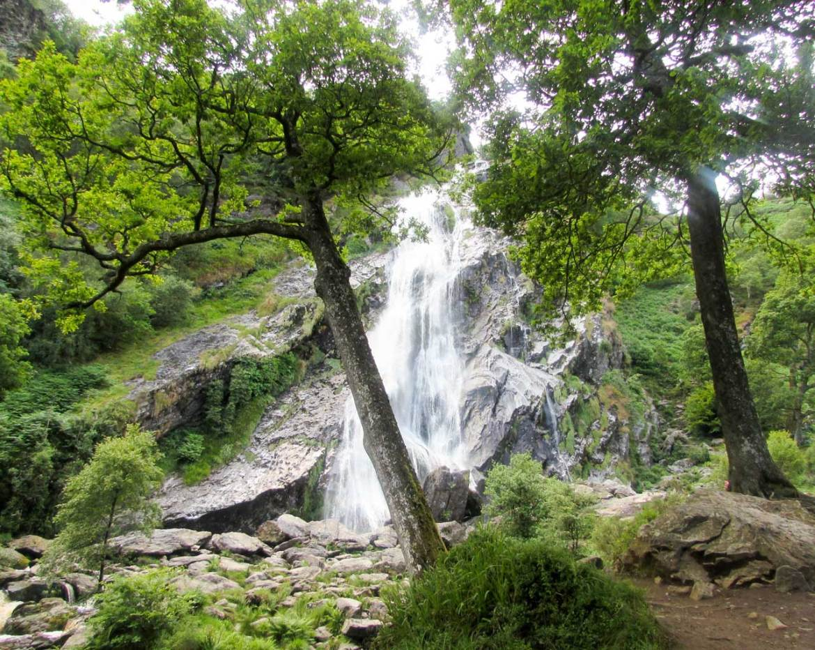 Powerscourt Waterfall - 41 Things to do in Wicklow County - Christobel Travel