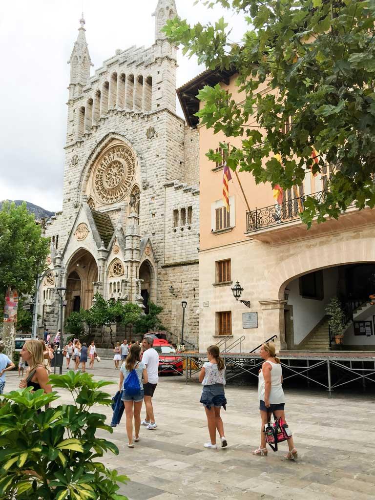 Town of Soller - Daytrip from Palma de Mallorca to Escorca, La Calobra & Soller - Christobel Travel