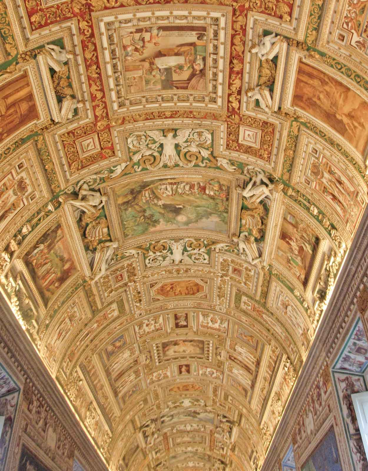 Vatican Museums Vatican City: Vatican Museum: 20 Things To See