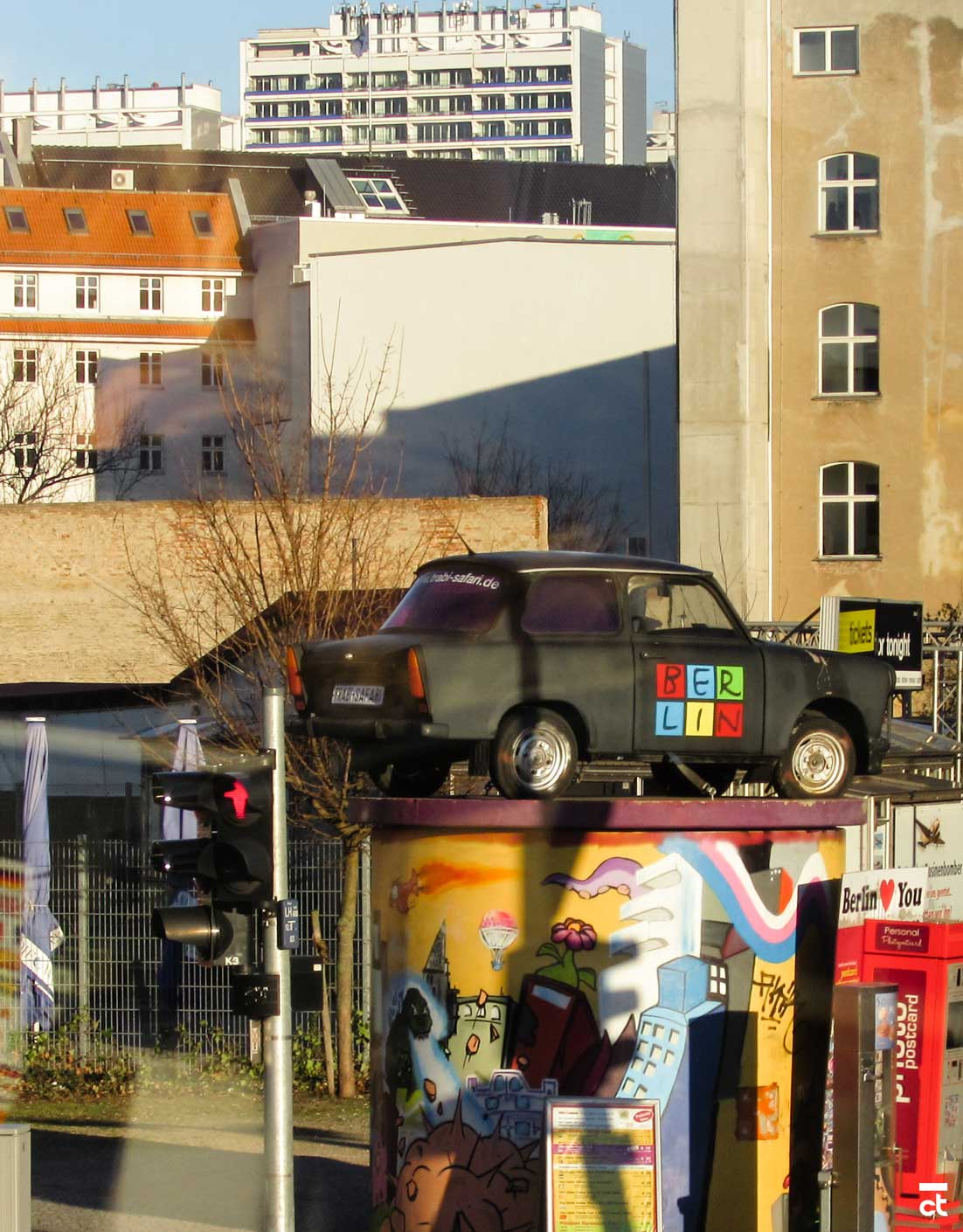 KREUZBERG AREA - BERLIN TRAVEL GUIDE: 55 Things to Do in Berlin, Germany