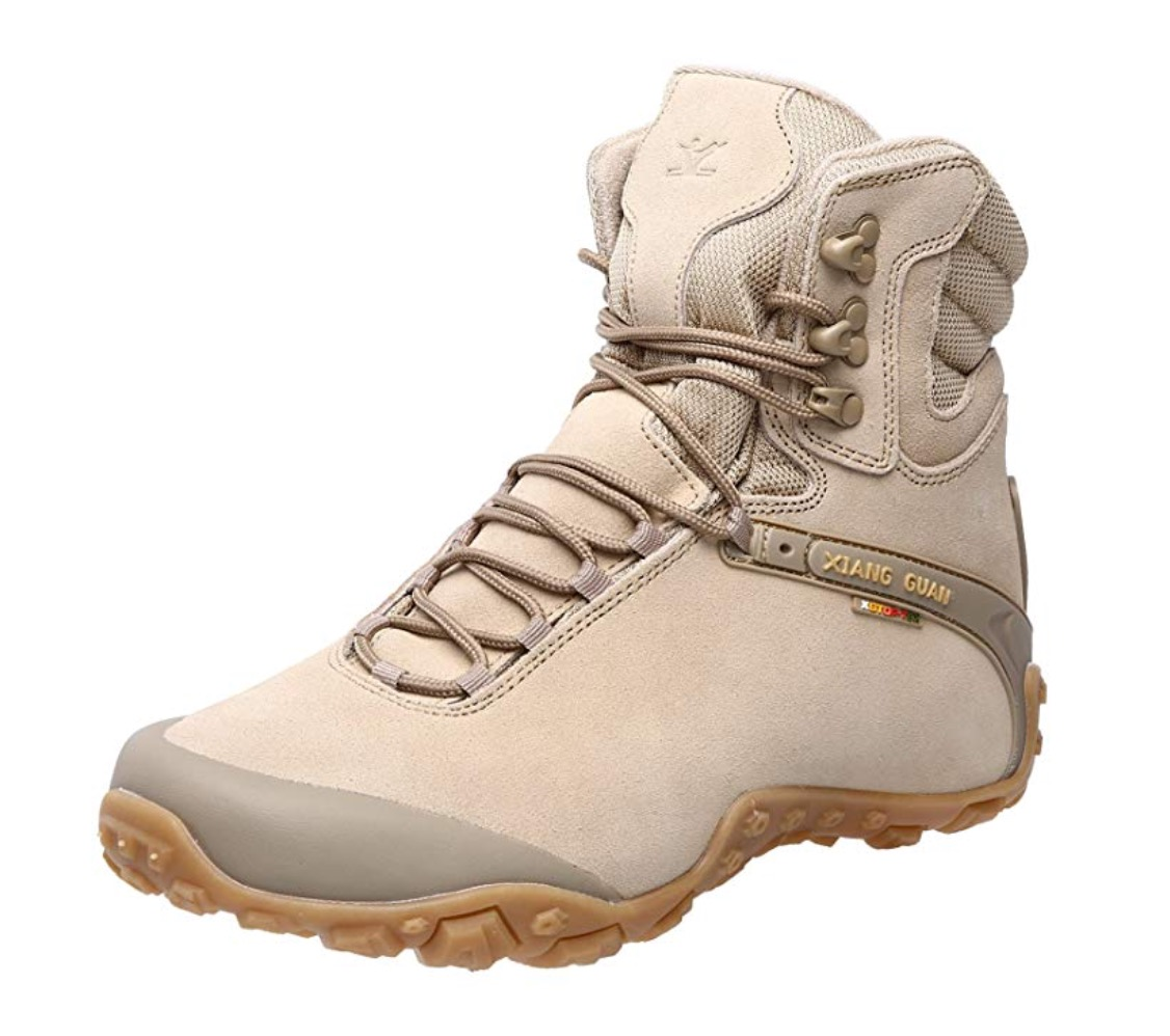 a26c5072551 Why Xiang Guan Hiking Boots Are A Popular Stylish Choice For ...