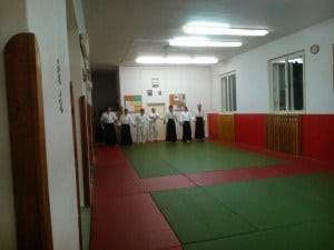 Aikido Renmei in Prag