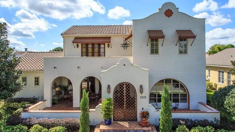 spanish-house