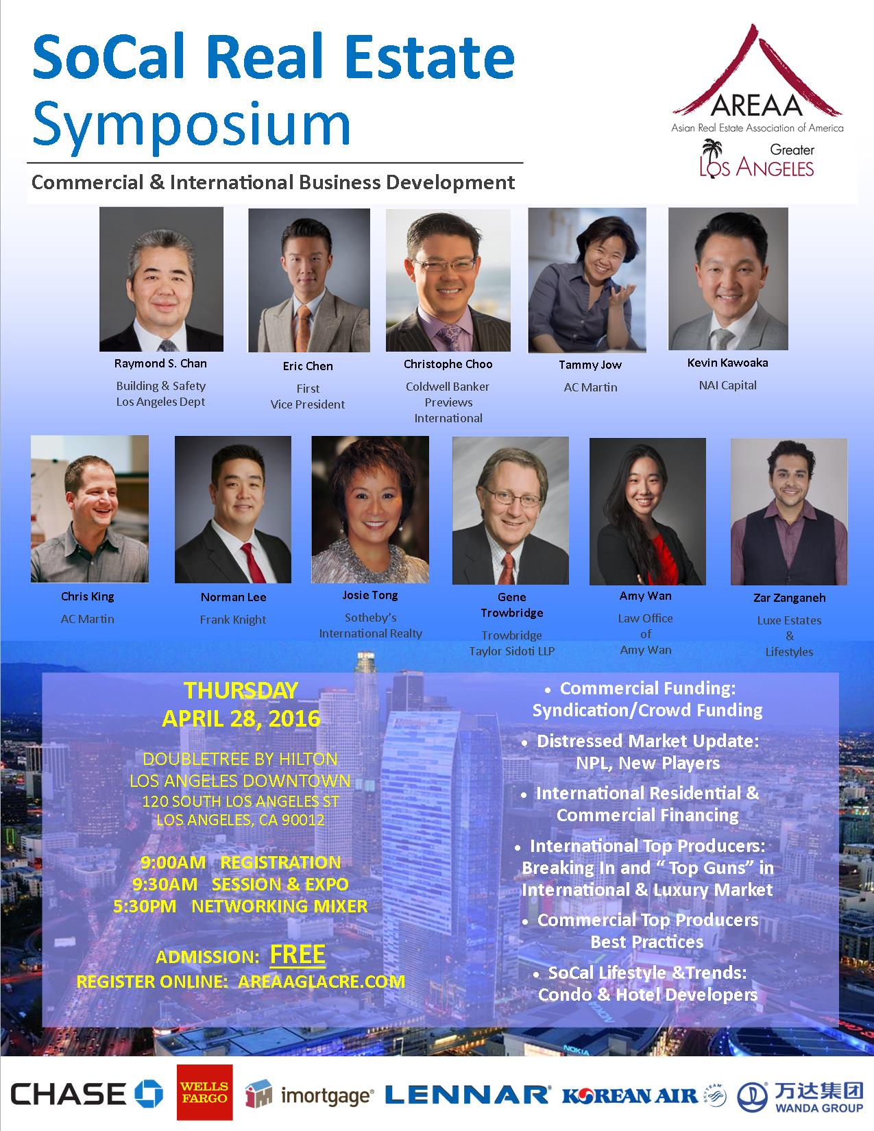 4-28-16 SoCal RE Symposium - SPEAKER flyer