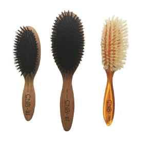 Brosses à cheveux en poil de sanglier