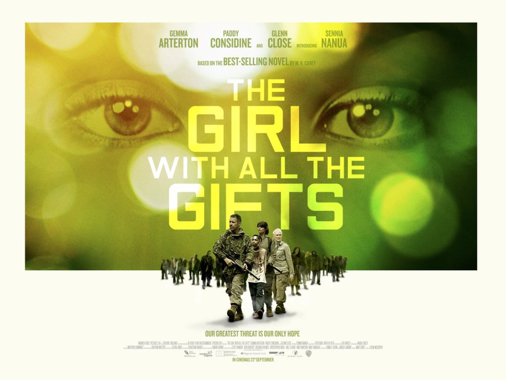 Image result for girl with all the gifts movie
