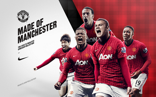 Manchester United image for Koch blog post