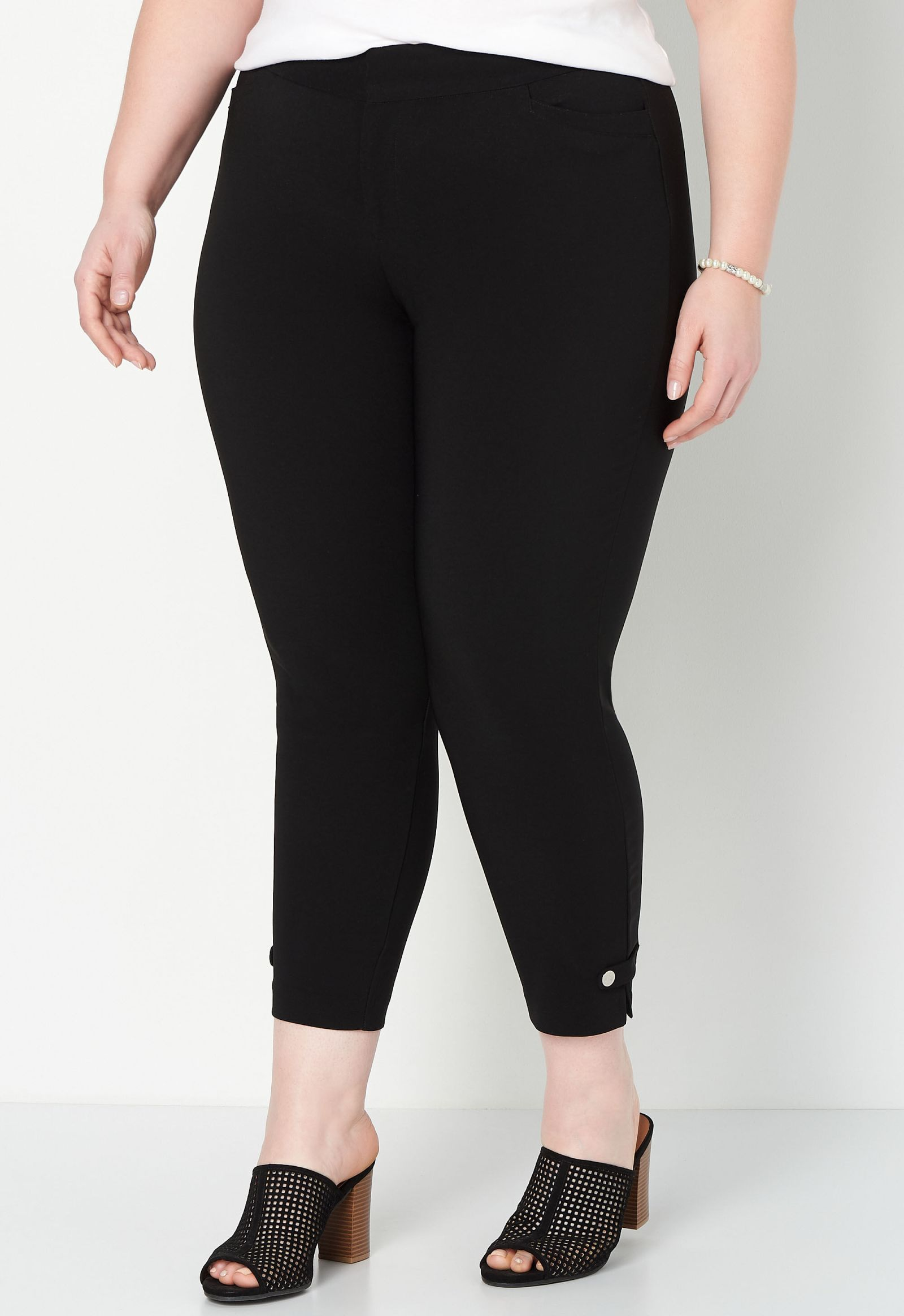 Easy Wear Plus Size City Stretch Ankle 2
