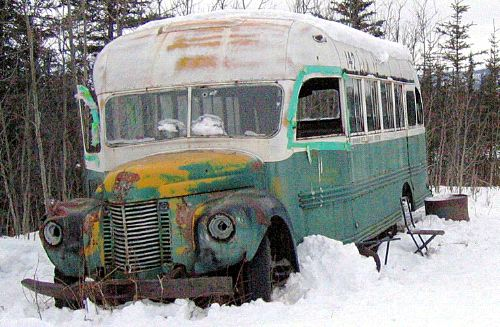 Christopher McCandless bus 142