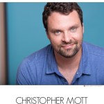 Headshot of Christopher Mott by Dahlia Katz.