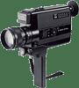 Exemple de caméra Super 8