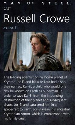 Russell Crowe / Jor-El