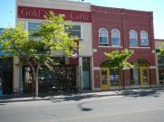 Le «Gold Street Caffè»
