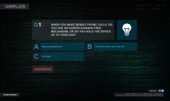 Quiz proposé par RIFT sur les habitudes liées à la technologie