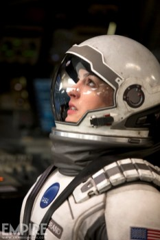 Anne Hathaway dans Interstellar