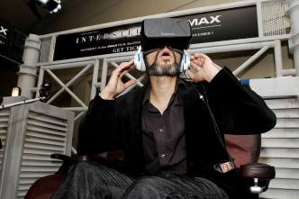 Oculus Rift Experience proposée pour Interstellar aux États-Unis