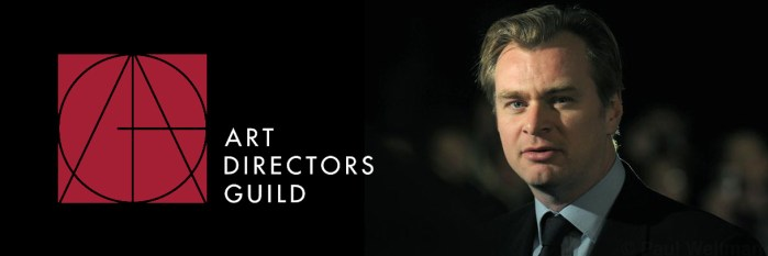 Christopher Nolan récompensé par l'Art Directors Guild