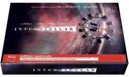 Coffret Collector d'Interstellar (exclusivité Fnac)