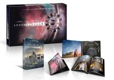 Contenu du Coffret Collector d'Interstellar (exclusivité Fnac)
