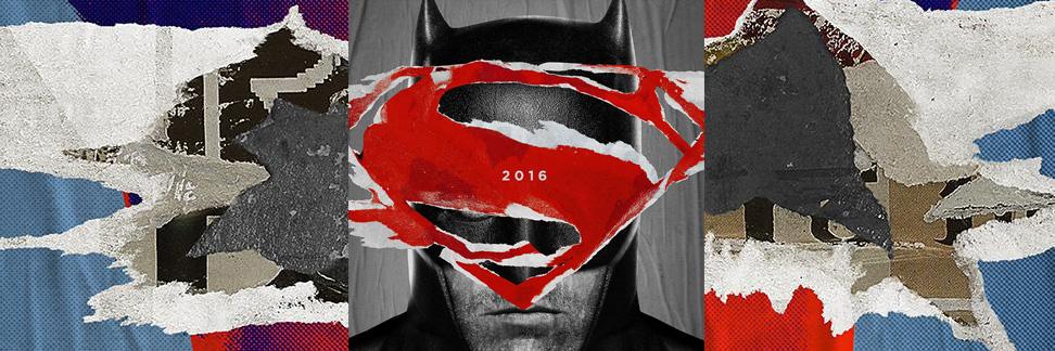 Batman v Superman : Deux premières affiches