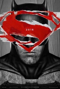 Deuxième affiche teaser de Batman v Superman