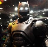 L'armure de Batman dans Batman v Superman