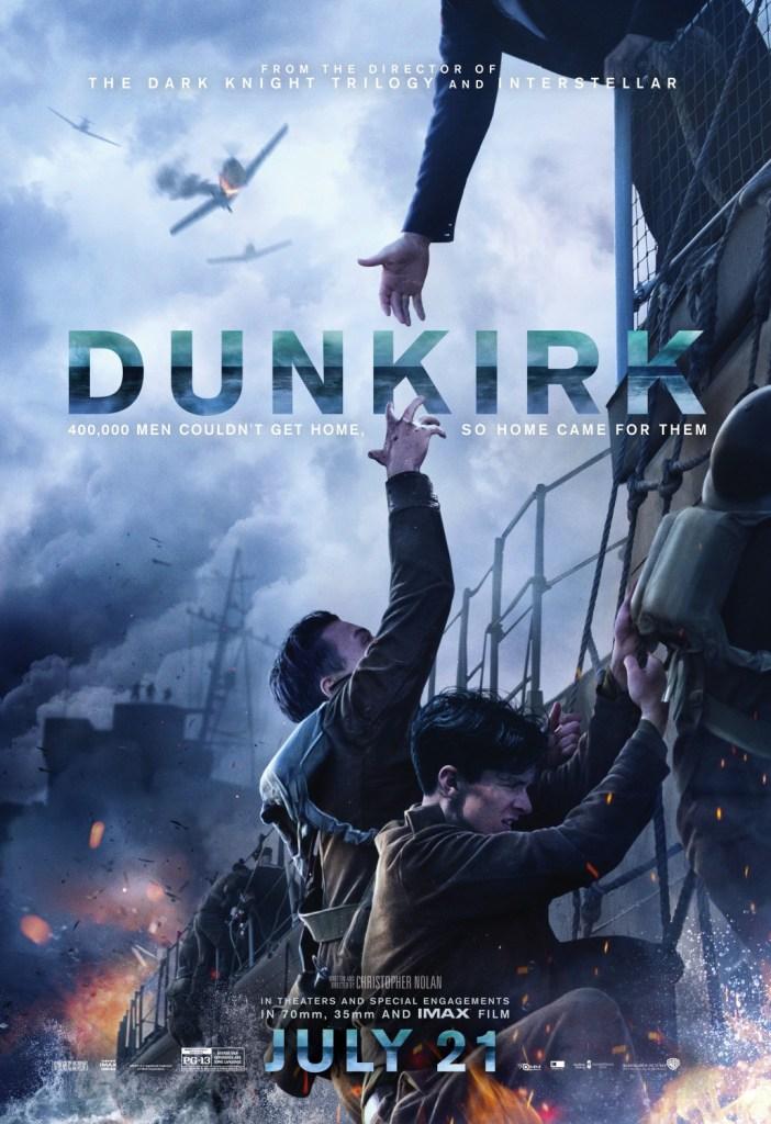 Troisième affiche de Dunkerque