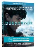 Dunkerque édition spéciale fnac Blu-ray